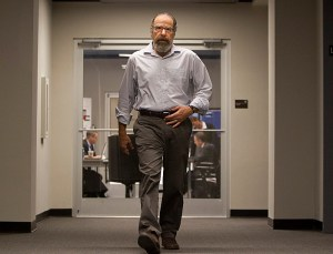 Mandy Patinkin in Homeland's Season 3 Premiere. Image belongs to Homeland's Facebook page. I do not own any of the photos
