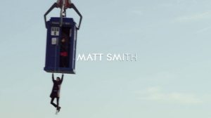 Matt Smith gets the funniest introduction of him and his name