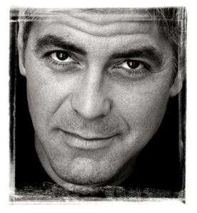 George Clooney © Dr Andy Gotts MBE