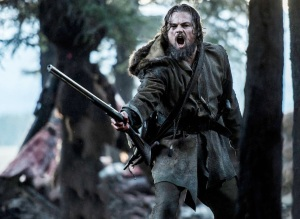 DiCaprio The Revenant