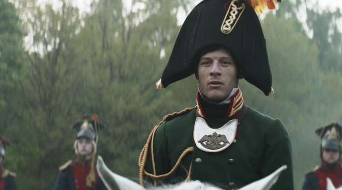 James Norton Andrei W&P ep1 hat
