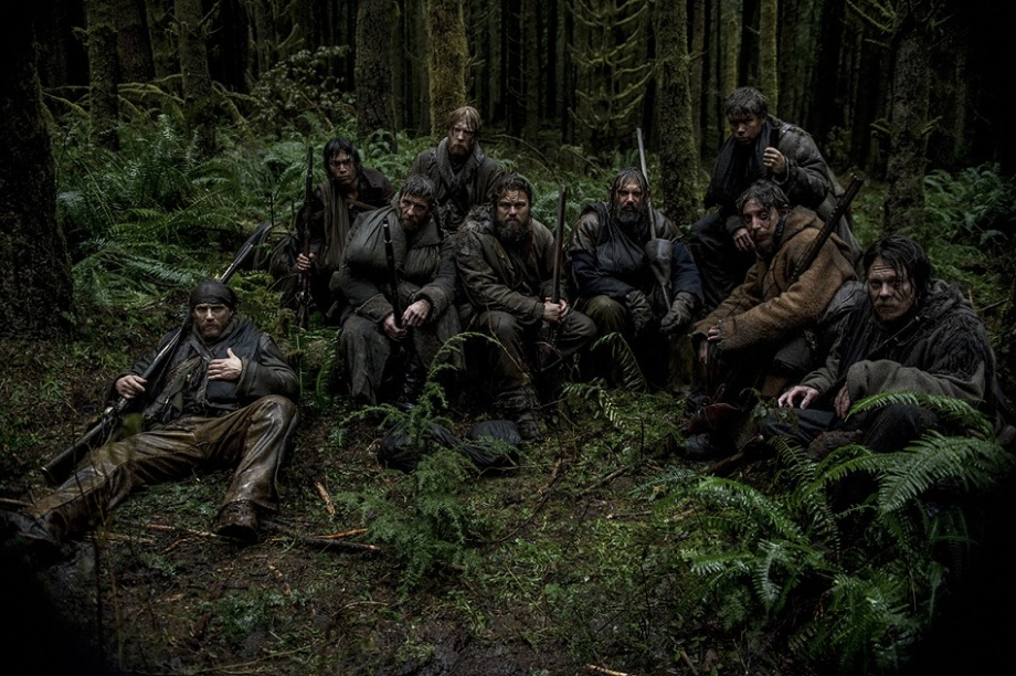 the revenant actors
