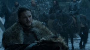 GoT 6x05 Jon's new coat