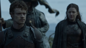 GoT 6x05 Theon and Yara