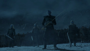 GoT 6x05 White Walkers
