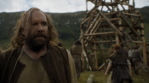 GoT 6x07 the Hound cold open