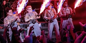 ghostbusters concert