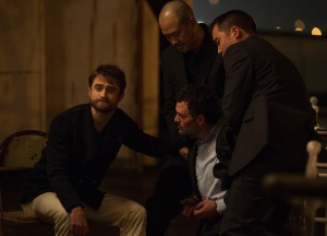 now you see me 2 daniel radcliffe mark ruffalo
