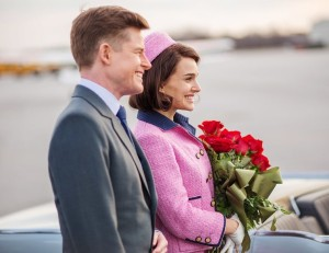 President and First Lady in Jackie